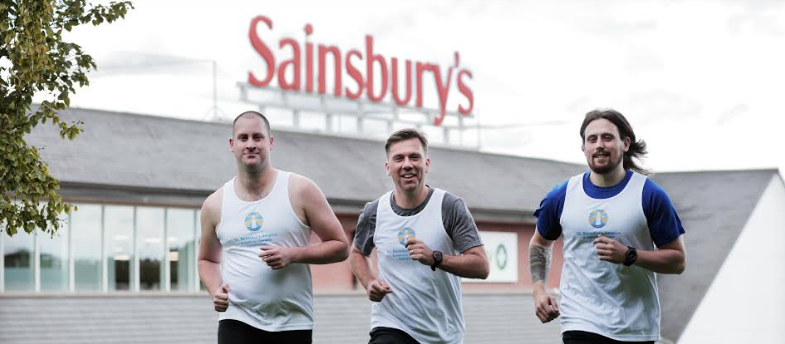 Hospice fundraisers launch Great North challenge