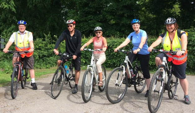 Get back on your back with new cycling sessions this September