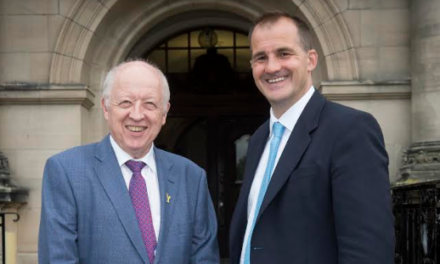 Minister recognises county's place in Northern Powerhouse