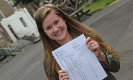 Top GCSE results again for Kings Priory School