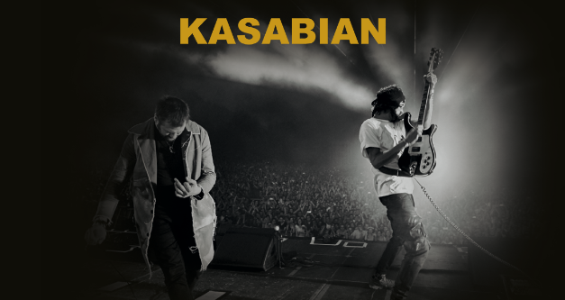 Kasabian Announce 11 Date UK Tour