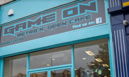 Stockton gaming store expands