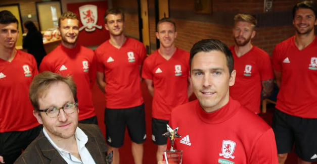 Steve Gibson pays tribute to Hero Downing