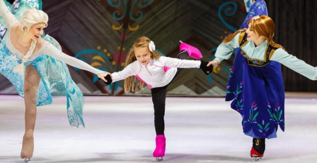 Win a skating workshop with the stars of Disney On Ice presents Passport to Adventure