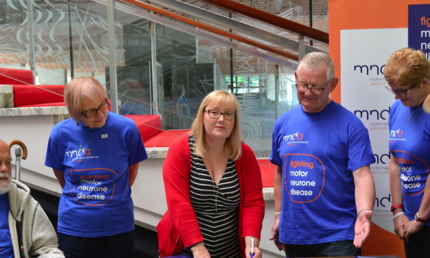 Newcastle City Council proudly adopts the Motor Neurone Disease Charter