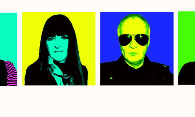 Daggett honours The Velvet Underground & Nico album