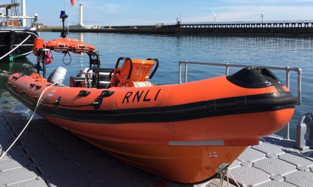 Blyth RNLI Lifeboat Open Day 2017
