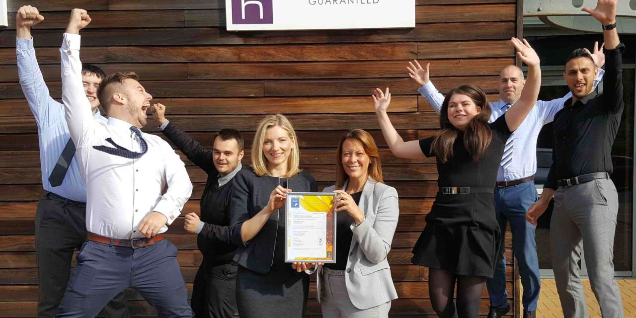 Teesside hospitality group gains international quality mark