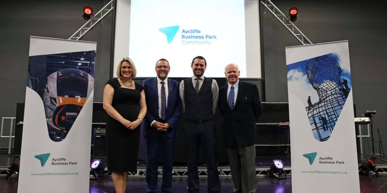 Business leaders gather for park's website relaunch event