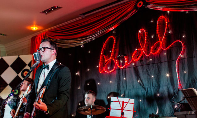 A Night with Buddy and The Blackjacks at Rockliffe Hall
