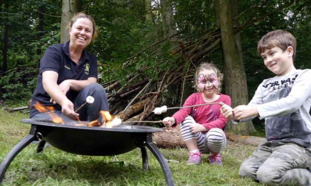 Hear the call of the wild and have a rustic time at Guisborough Forest Festival!