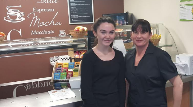 Acklam Green Centre welcomes new recruits to catering team