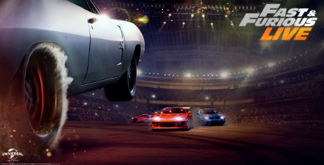 Fast and Furious Live 2018