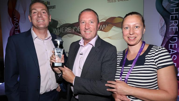 Why Teesside Business Leader is Top of the Bill!
