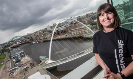North East Charity Shortlisted for National Award
