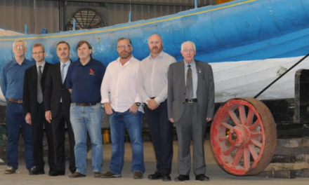 Historic lifeboat returns to South Shields