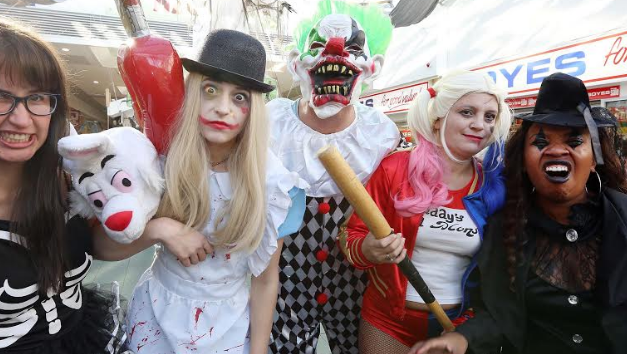 Popular Pop up Shop Launches Month Long Halloween Celebration in Middlesbrough's Dundas Shopping Centre
