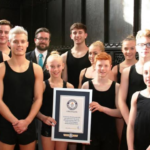 Deerness Gymnastics Academy makes it into the 2018 Guinness Book of World Records