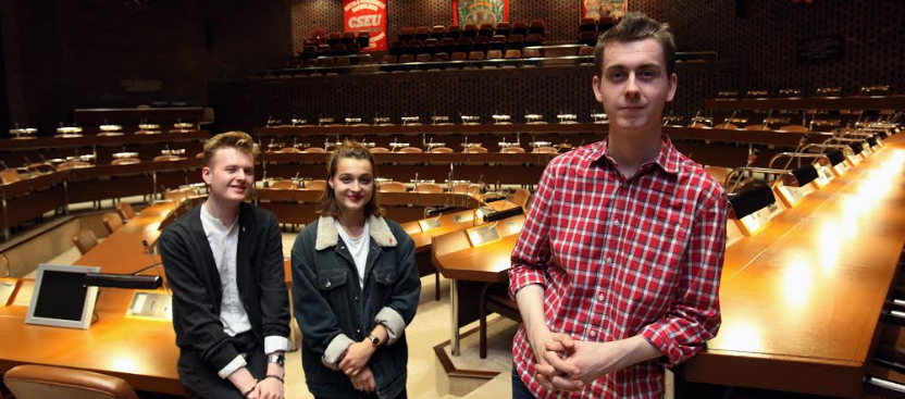Youth Parliament gives its Views on Sunderland's Local Plan