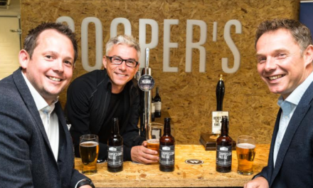 Leading Businesses Line Up to Raise Vital Funds for Charity with Special Oktoberfest