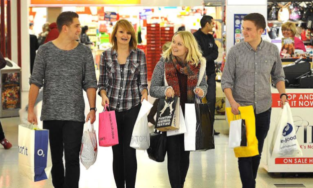 Bargain night for students at Middlesbrough's Cleveland Centre