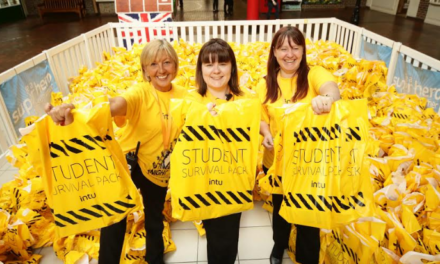 Exclusive student shopping event at intu Metrocentre and intu Eldon Square