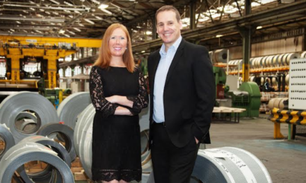 The Expanded Metal Company looks to new horizons with the support of marketing specialists