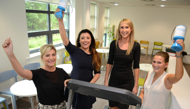 Going the extra mile: Barratt Developments North East to walk 257 Kilometres in support of the Alzheimer's Society