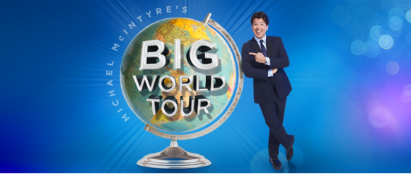 Michael McIntyre Announces Additional Newcastle Performance