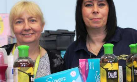 Clothing bank flushed with funding success