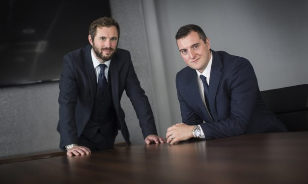 Department growth and appointments at property firm