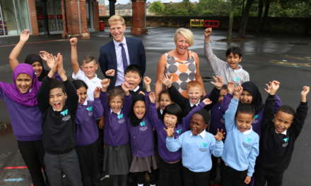 Newcastle's largest primary joins Laidlaw Schools Trust