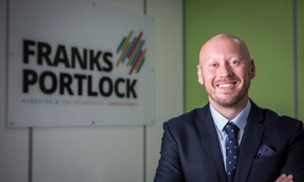 Asbestos Specialist Continues Expansion with Senior Appointment