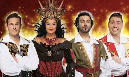 MEET AND GREET THE STARS OF PANTO