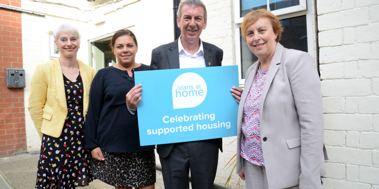 MP Visits Life Changing Services in Hartlepool
