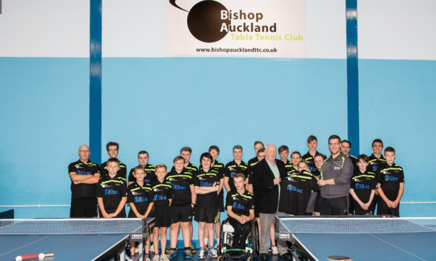 Table Tennis Clubs spins into a new sponsorship