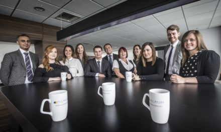 Summer of Celebrations sees North East Accounting Firm Welcome 12 New Recruits