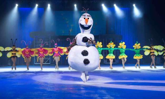 Countdown to Disney On Ice – one month to go!