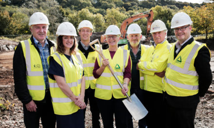 Work gets underway at £1.5M Heritage Centre