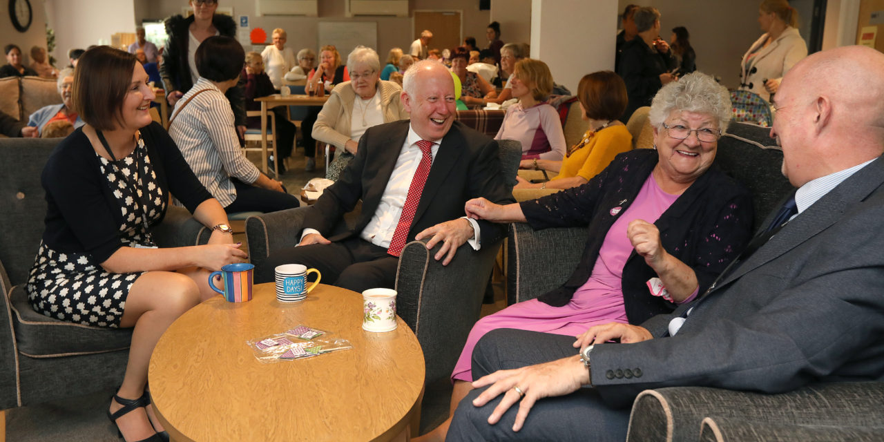 MP visit for Middlesbrough extra care scheme
