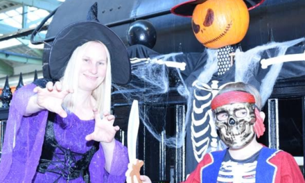 Spooky Halloween fun at Head of Steam