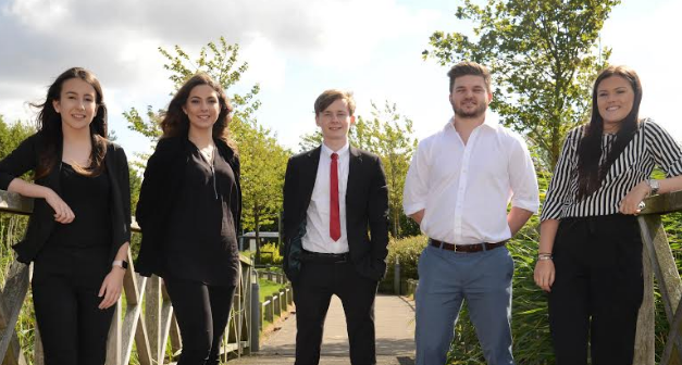 Newcastle Building Society Investing in North East Talent through First Apprenticeship Programme
