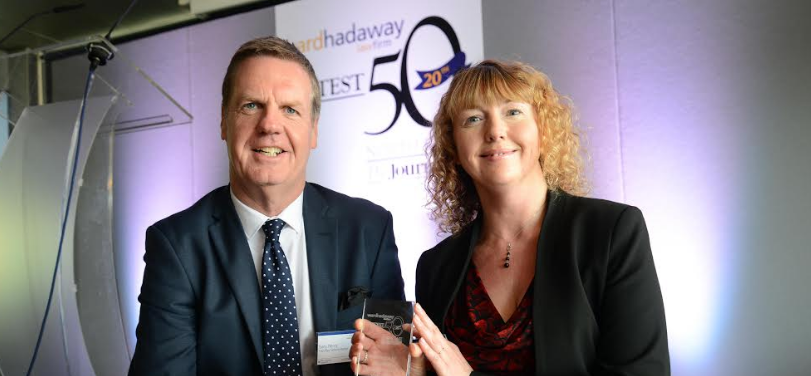 Transflex named fastest growing large business in Ward Hadaway Fastest 50 Awards