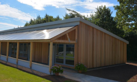 Cundall Manor School Completes New Build