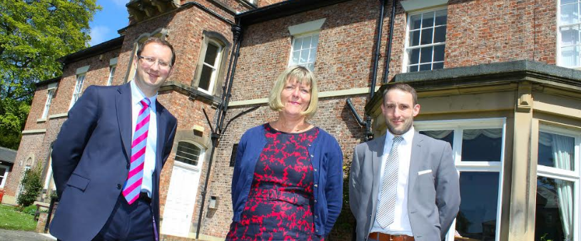 Solicitors show a will to help hospice
