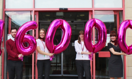 Building Society invests in the local community
