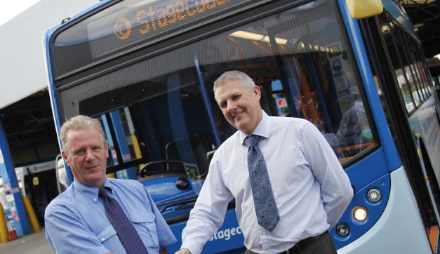 Dynamic Duo Recognised for Excellence in Driving