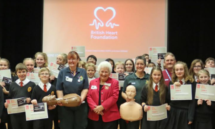 Life-saving students make Yorkshire safest county in the country
