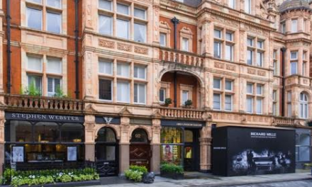 The number one address in Prime Central London aims to hold this position
