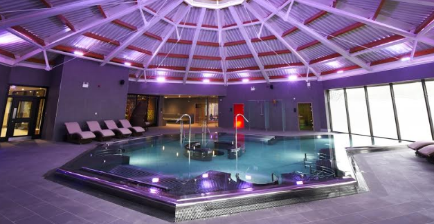 Relax and unwind with spa's winter warmer…